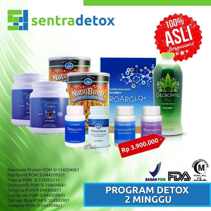 Premium Detox 2 Minggu